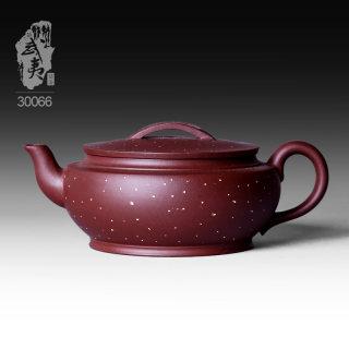 柴烧紫砂工艺师余彦霖,大韵壶