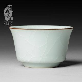 青瓷大师潘建波,手工杯