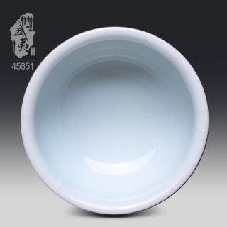 青瓷大师潘建波,束口杯(月白釉)